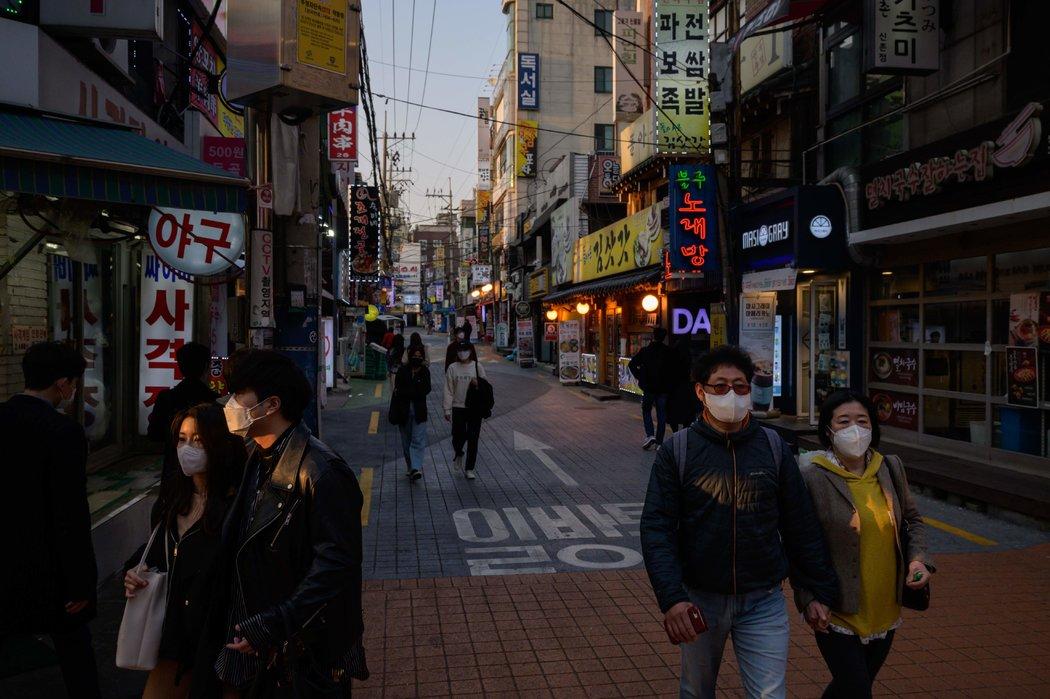 韓國是如何解決口罩緊缺問題的 - 紐約時報中文網