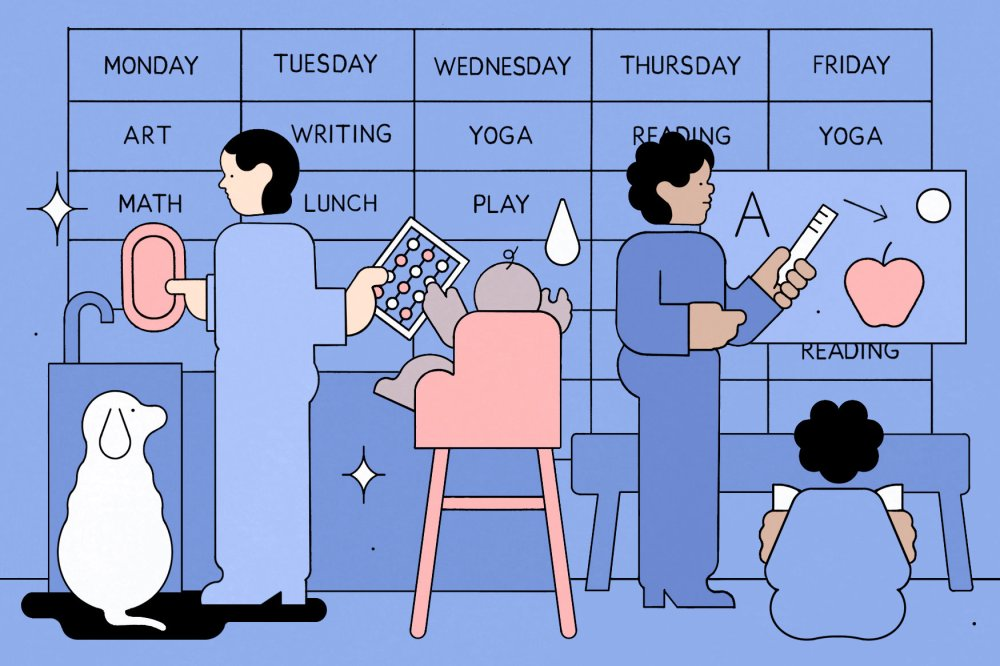 medium resolution of How to Home School During Coronavirus - The New York Times