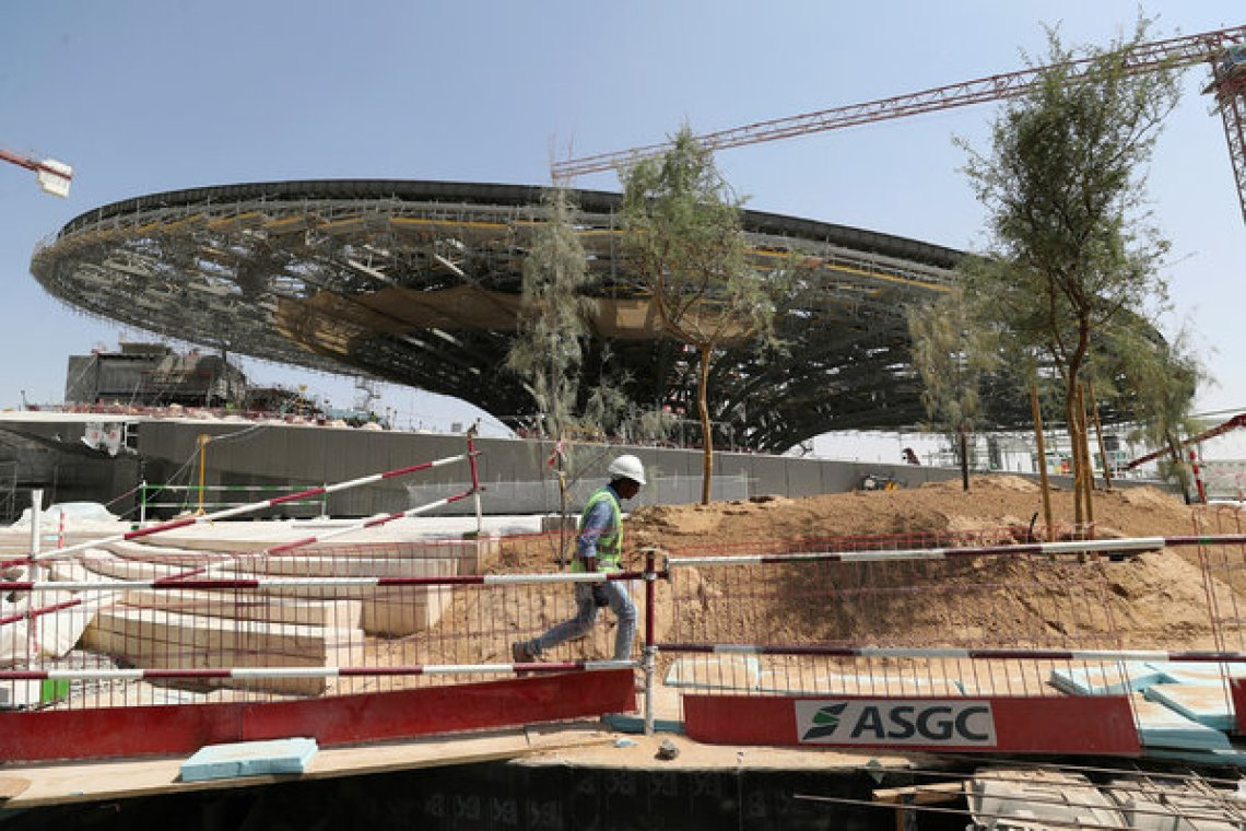 Arab Envoy Warns Israelis That Annexation Threatens Warming Ties