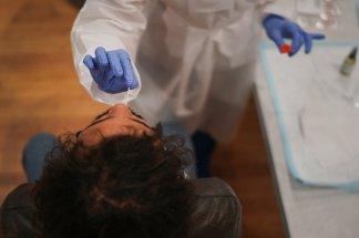 Black and Latino Churches Offer Coronavirus Testing Along With Prayers and Hope