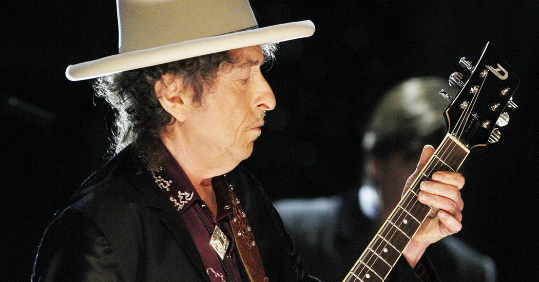 Photo of Bob Dylan Has a Lot on His Mind