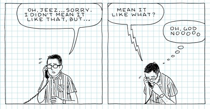 New Work From Two Masters of the Graphic Novel - The New York Times