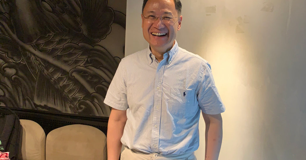 China Detains Xu Zhangrun, Law Professor Who Criticized Xi Jinping