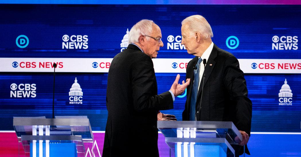 Joe Biden and Bernie Sanders Deepen Their Cooperation