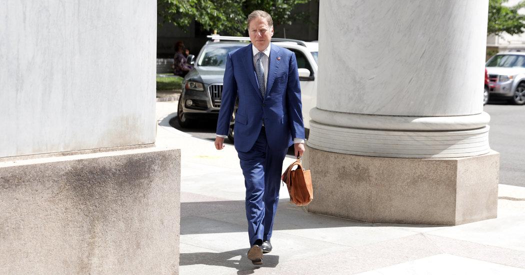 Top Manhattan Prosecutor Ousted by Trump Details Firing
