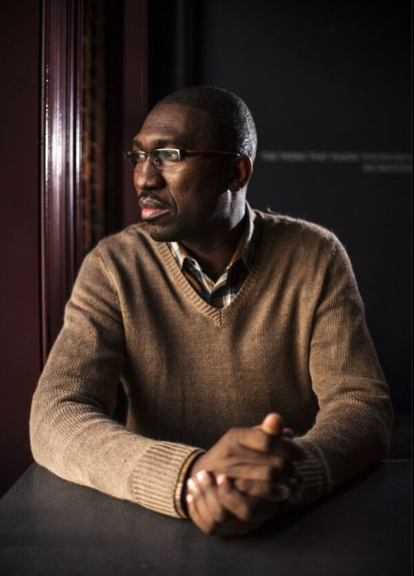 The playwright and director Kwame Kwei-Armah has been the artistic director of the Young Vic since 2018.