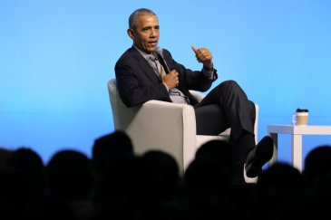 Former President Barack Obama remains one of the Democratic Party's biggest draws for campaign contributions.