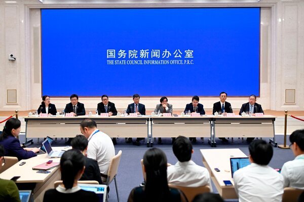 A panel of scholars and experts discussed Hong Kong last year during a briefing in Beijing organized by the State Council Information Office. A generation of Chinese academics has turned against Western-inspired ideas.