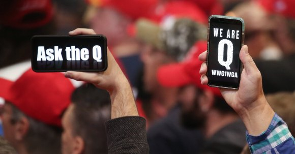 Opinion | Is QAnon the Most Dangerous Conspiracy Theory of the 21st Century?
