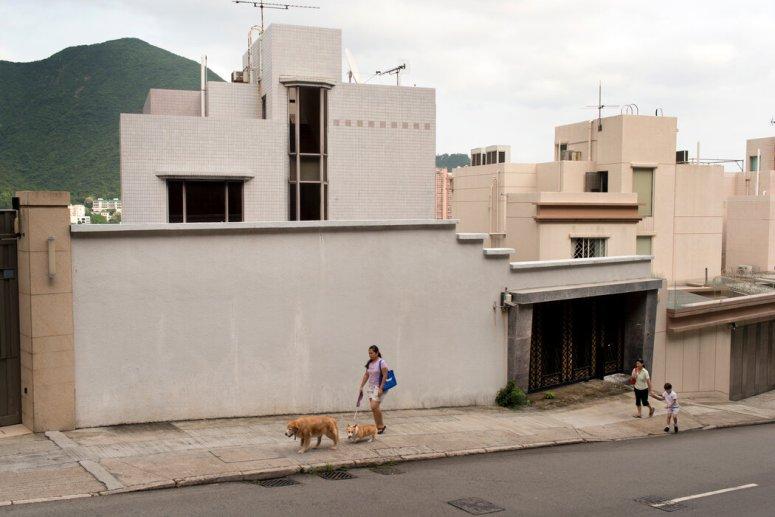 习近平外甥女张燕南名下位于香港浅水湾的别墅。