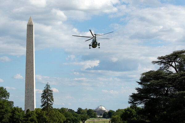 A fireworks display is planned at the Washington Monument after President Trump delivers his acceptance speech.