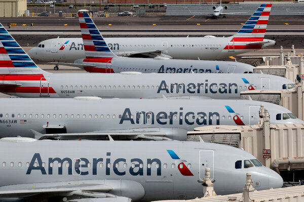 Starting Oct. 7, American Airlines will stop flying to cities like New Haven, Conn.; Dubuque, Iowa; and Kalamazoo and Battle Creek, Mich.