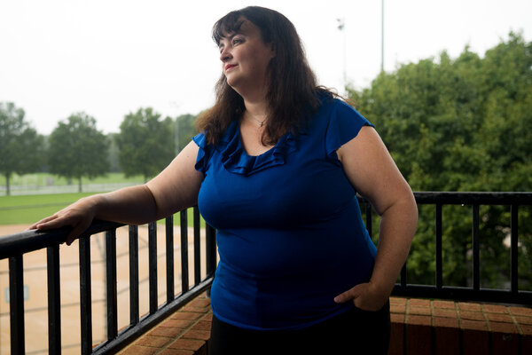 """Sonia Vance said it had been """"heartbreaking and very emotional"""" to be without work in recent months. She has moved to Maryland from Tennessee to start a new job."""