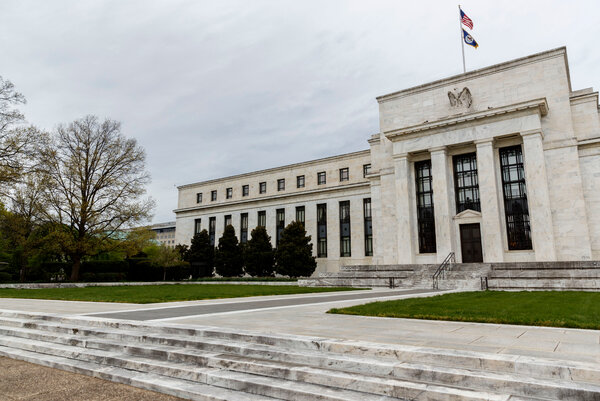 The Federal Reserve's last meeting revealed concerns that the economy needed more financial support from Congress.
