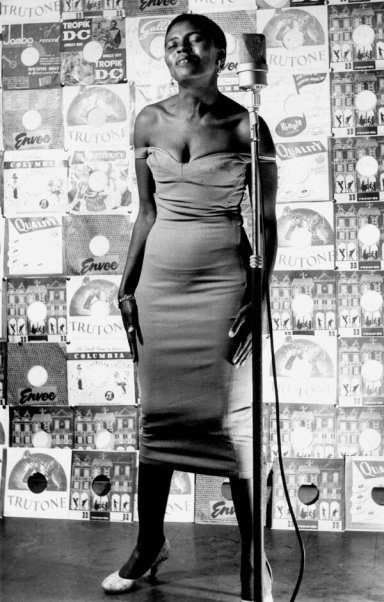 Mr. Schadeberg photographed the singer Miriam Makeba in 1955 for the cover of Drum magazine, one of the few outlets in apartheid-era South Africa to cover Black culture.