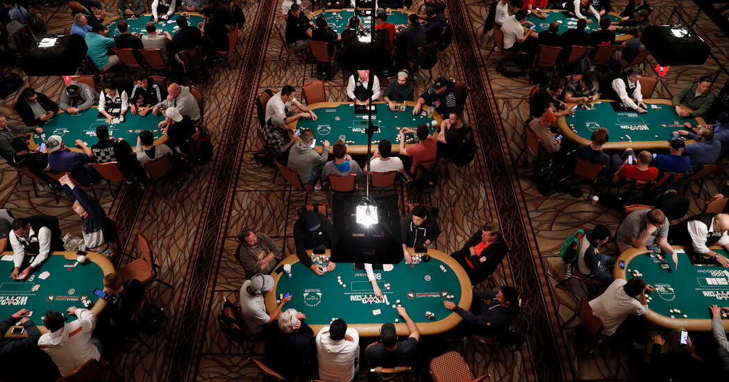 Photo of To Play Poker in a Pandemic, Americans Flee the U.S.