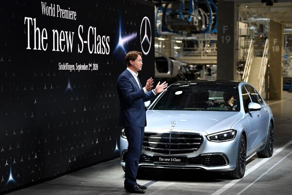 "Cars: The new Mercedes-Benz S-Class is ""very important to us,"" said Ola Källenius, the chief executive of Daimler, at the opening of the production line Wednesday."