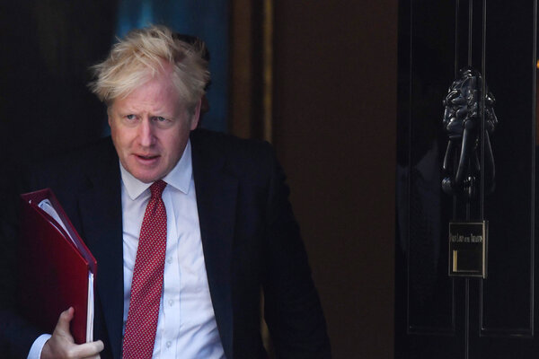 The dispute between Prime Minister Boris Johnson of Britain and the European Union suggests that Brexit's moment of truth is fast approaching.