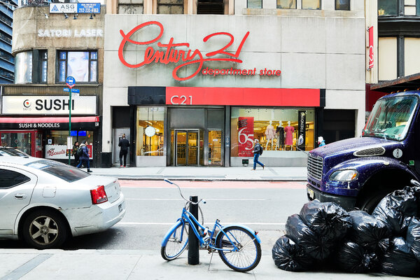 Century 21, the discount chain, has joined the growing list of retailers that have filed for bankruptcy in recent months.