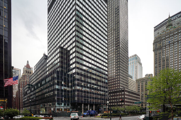 JPMorgan Chase offices on Park Avenue.