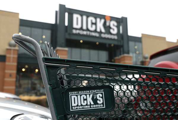 National chains like Dick's Sporting Goods have reported revenue jumps this summer, with many Americans spending more on goods that they could use at home or while socially distancing outdoors.