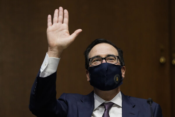 Treasury Secretary Steven Mnuchin said he and House Speaker Nancy Pelosi agreed to resume talks, but the ability to reach a deal remains unclear.