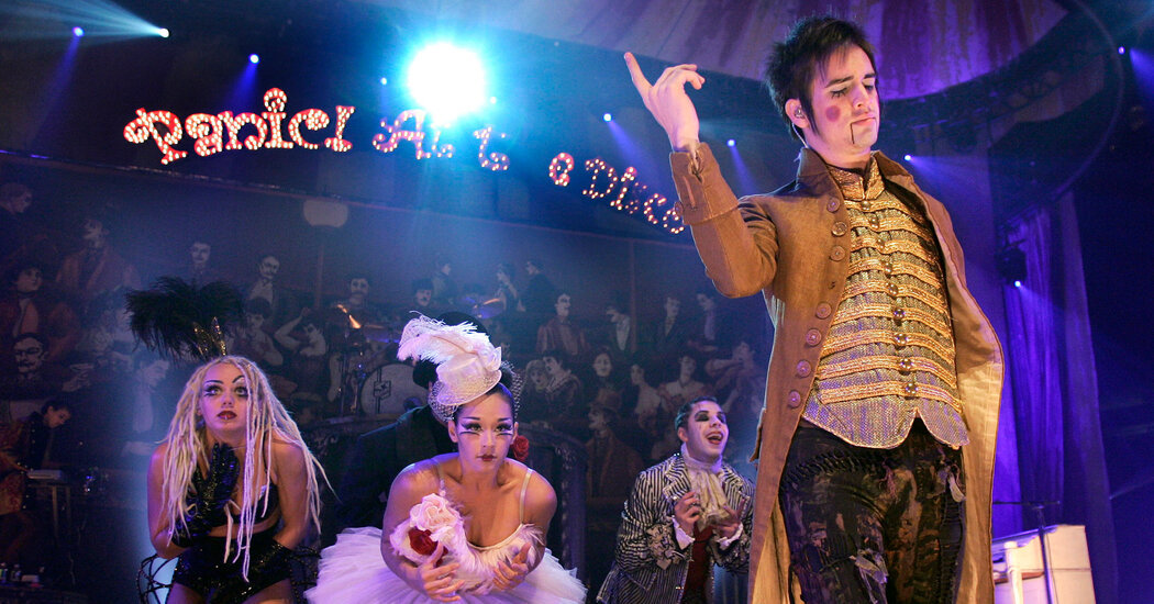 Panic! at the Disco's Flourishes Weren't Just Dramatic. They Were Theater.