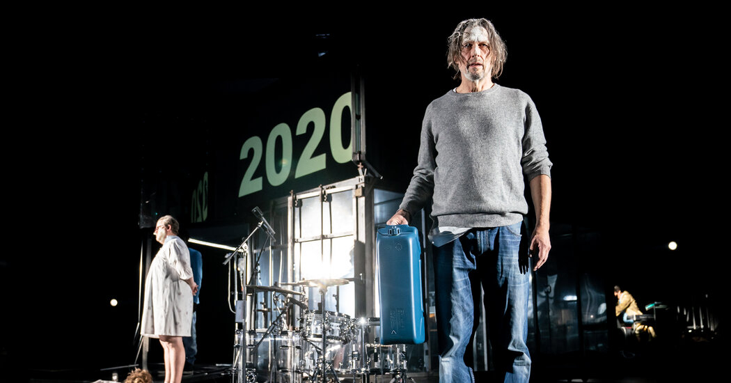 In Germany, New Plays Consider Autonomy in the Age of Corona