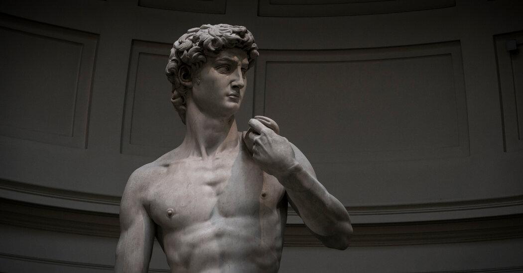 A High-Tech Twin for a Renaissance Masterpiece