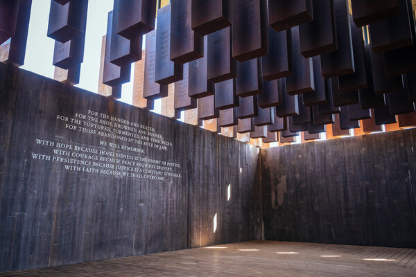 A previous grant by the Mellon Foundation gave $5 million to support the National Memorial for Peace and Justice, in Montgomery, Ala., which honors lynching victims.