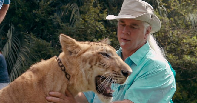 'Tiger King' Star Doc Antle Is Charged With Wildlife Trafficking