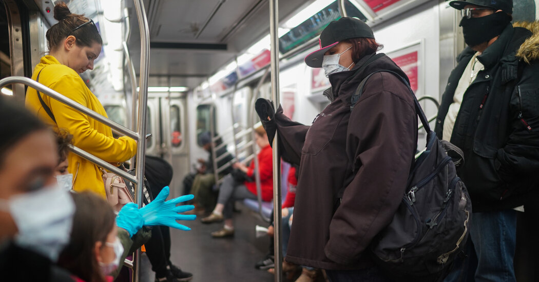 White House Blocked C.D.C. From Requiring Masks on Public Transportation