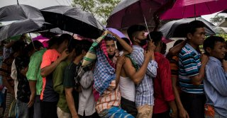 India's Covid-19 Outbreak Spreads Through Rural Areas