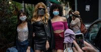 For Italy's Rap Diva Myss Keta, an Era of Masks Poses a Dilemma