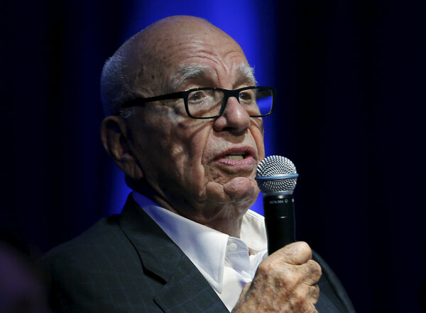 Rupert Murdoch has told several people that he thinks President Trump will be defeated in November, according to a person familiar with the matter.