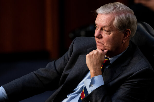"""""""All of you over there who want to impose Obamacare on South Carolina? We do not want it,"""" said Senator Lindsey Graham. """"We want something better. You know what we want? South Carolina care."""""""