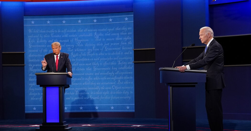 The Moderator Kristen Welker Was the Winner of the Final Debate