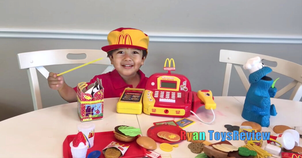 Are 'Kidfluencers' Making Our Kids Fat?