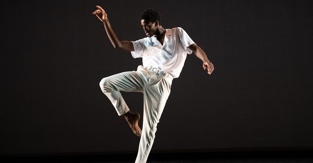 Review: Calvin Royal III and Dormeshia Glow at Fall for Dance