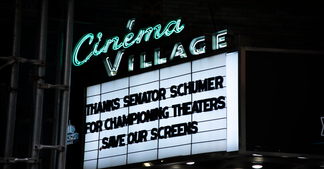 How New York's Small Cinemas Are Hanging On
