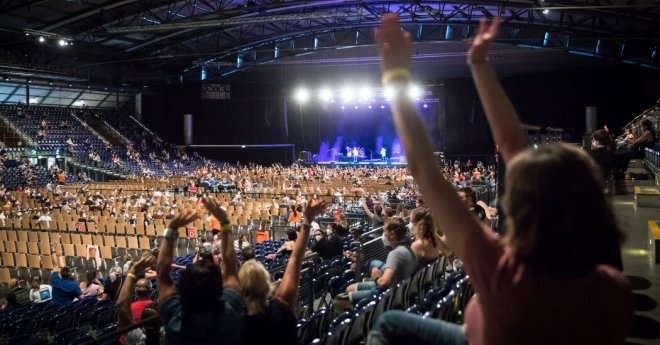 Coronavirus Study in Germany Offers Hope for Concertgoers