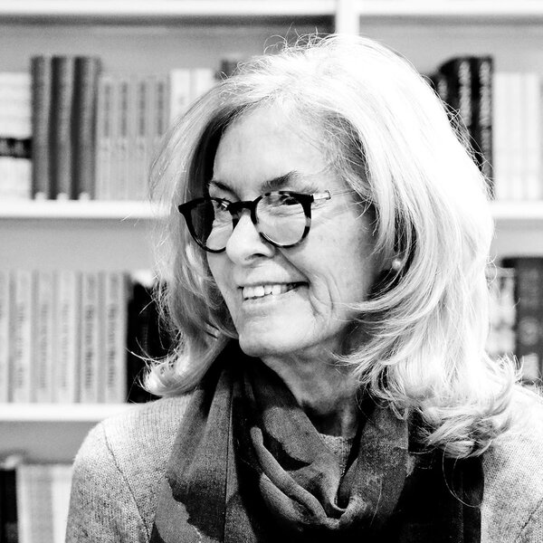 Joan Bingham in 2017