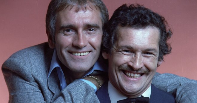 Bobby Ball, Half of a Hit British Comedy Duo, Dies at 76
