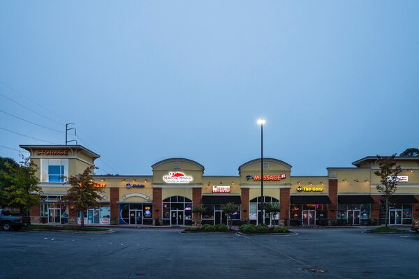 Monsoon Masala is nestled inside the Crossroads Village shopping mall off Buford Highway in Chamblee, Ga.