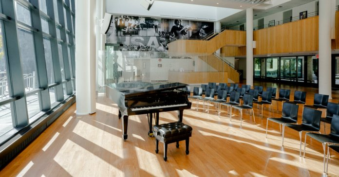 With Help From Herb Alpert, Letting the Light In at the Harlem School of the Arts