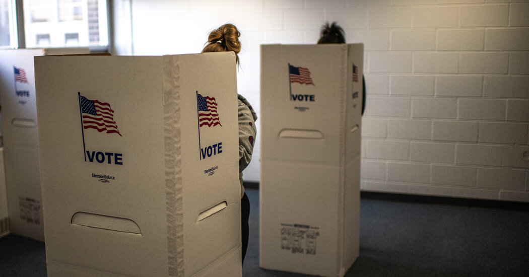 No, Software Glitches Are Not Affecting Vote Counts