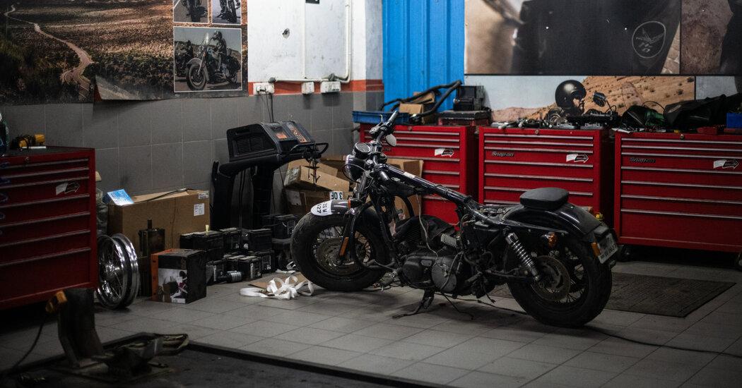 Harley Davidson to Leave India After Poor Sales
