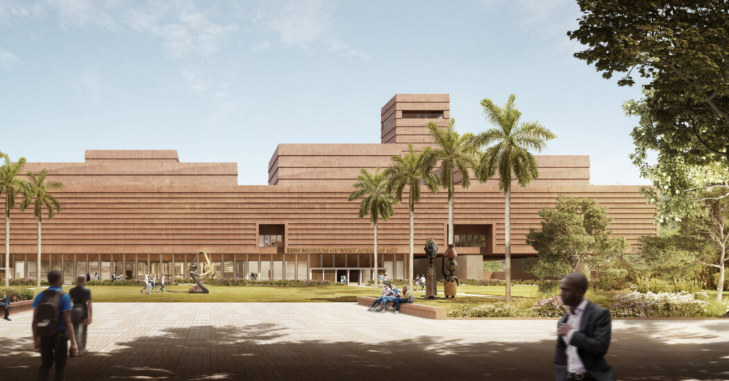 A New Museum to Bring the Benin Bronzes Home
