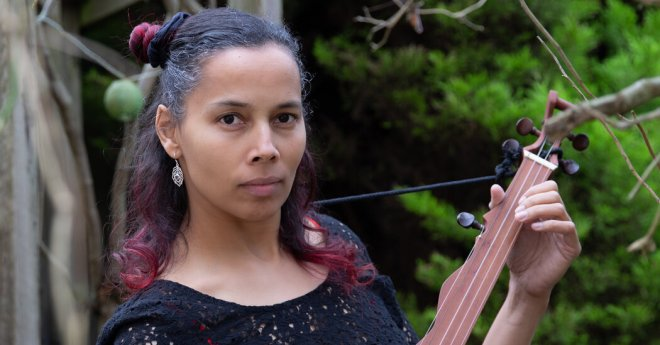 Rhiannon Giddens Aims at 1800s America in Her Silkroad Plans