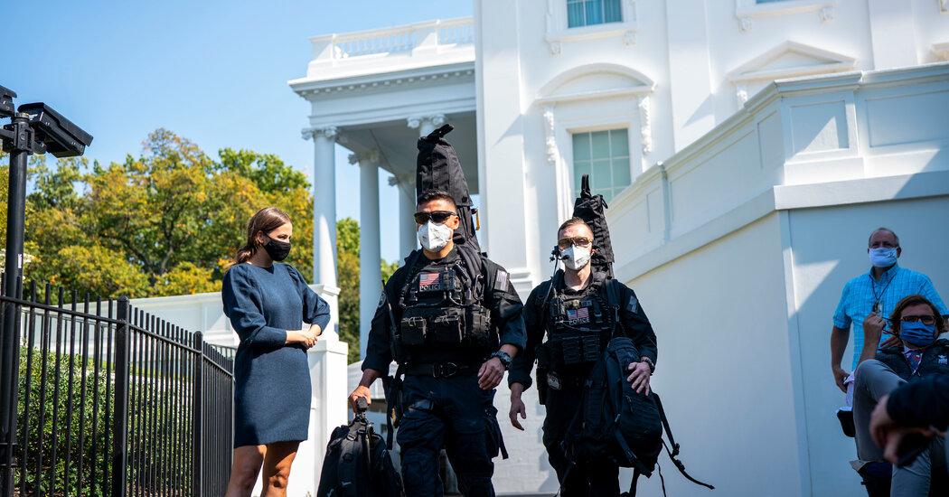 Secret Service Struck Again by Coronavirus Outbreak